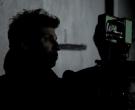 Arauco Hernández en el rodaje de 'Norberto apenas tarde', fotografía de Karin Porley